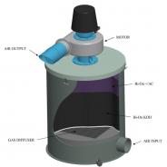 Produto inovador para tratamento de correntes de gás – Bi-On® Carb OX