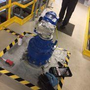 TecnoConverting Engineering realiza a colocação emserviço de vários Raspadores Circulares na Polónia