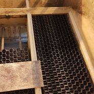 TecnoConverting Portugal realiza la sustitución de los módulos lamelares de varias depuradoras en Lisboa.