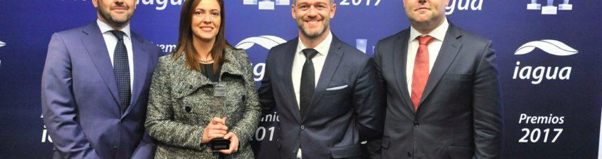 Raspador MANOWAR do Grupo TecncoConverting distinguido com o prémio de Melhor Produto